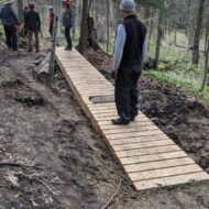 Copeland Forest Update – Trails Moratorium to Protect Forest